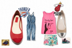 NBA Finals &Style Unite for Game5!