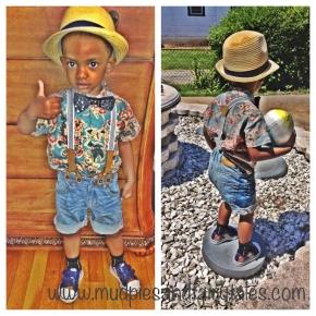 Mini Socialite: Young Kid OldTricks