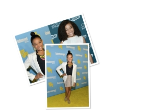 Mini Celeb Style Watch: Amandla Stenberg