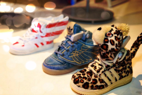 Little Trendsetter: Jeremy Scott Adidas SS'13