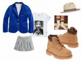 Young Fashion Maven: Construction Boots & WillSmith