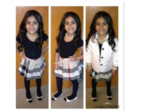 Mini Socialite: A Style of HerOwn