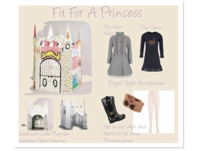 Fit For A Princess