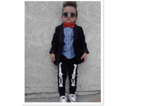 Mini Socialite: Creepin' in Style