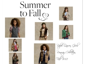 Summer to Fall Trend Report