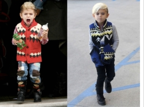 Mini Celeb Style Watch: Kingston Stefani