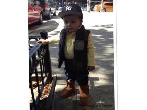 Young Fashion Maven: Fitteds and Uggs