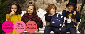 Little Fashion Gallery+ H&M+ UNICEF= Online Shopping!!