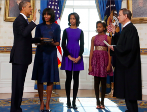 Swearing In… InStyle