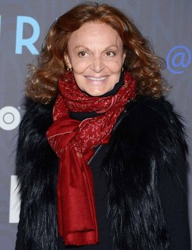 Diane von Furstenberg Announces Another Collaboration!